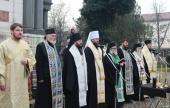 Иерархи Московского и Болгарского Патриархатов приняли участие в торжественных мероприятиях, посвященных 142-й годовщине освобождения Плевена от османского владычества