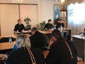 Состоялась аттестация слушателей курсов повышения квалификации священнослужителей Башкортостанской митрополии