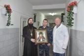 Томская епархия начала окормление областной тюремной больницы