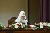 Святейший Патриарх Кирилл возглавил собрание духовенства Калининградской митрополии