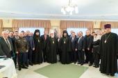 Региональное отделение Всемирного русского народного собора открылось в Воронеже