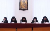 В Успенском Жировичском монастыре состоялась секция V Белорусских Рождественских чтений «Молитва и внутреннее делание монаха»
