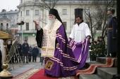 В столице молитвенно почтили память воинов, павших в сражении под Плевной