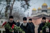 Предстоятель и иерархи Украинской Православной Церкви почтили память героев Чернобыля