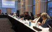 Представитель ОВЦС принял участие в заседании в Нью-Йорке, организованном Всемирным конгрессом «Религии за мир»