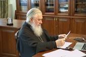 В Издательском Совете состоялось очередное заседание рабочей группы по кодификации акафистов