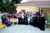 Глава Среднеазиатского митрополичьего округа посетил Патриаршее благочиние приходов Русской Православной Церкви в Туркменистане