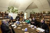 В Санкт-Петербургской духовной академии состоялись III «Барсовские чтения»