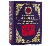 Издана книга преподавателя Санкт-Петербургской духовной академии Игоря Мироновича о Священной истории