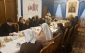 В Синодальном отделе по благотворительности прошло заседание Комиссии по больничному служению при Епархиальном совете г. Москвы
