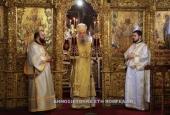 Иерарх Украинской Православной Церкви принял участие в чествовании памяти Архиепископа Кипрского Хризостома І