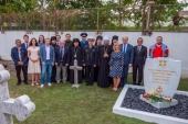 Митрополит Сингапурский Сергий освятил в Бангкоке памятник российским военным морякам с крейсера «Аврора»