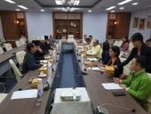 Патриарший экзарх Юго-Восточной Азии встретился с заместителем министра культуры Таиланда