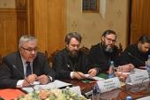 Состоялось заседание Организационного комитета Дней России в зарубежных странах с включением мероприятий духовного характера