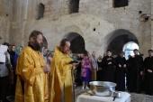 Паломнический центр Московского Патриархата организовал паломническую поездку к святыням древней Ликии