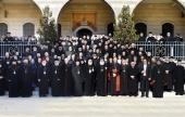 Представитель Патриарха Московского и всея Руси при Патриархе Антиохийском принял участие в традиционной рождественской встрече клира в Дамаске