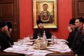 Состоялось итоговое заседание Межведомственной комиссии по вопросам образования монашествующих