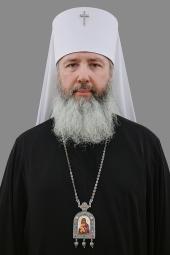 Максимилиан, митрополит Иркутский и Ангарский (Клюев Максим Валерьевич)