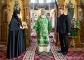 Состоялись торжества по случаю престольного праздника Иоанновского ставропигиального монастыря Санкт-Петербурга