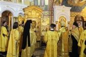 Главная икона Вооруженных сил России принесена в Камчатский морской собор