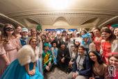 Блаженнейший митрополит Киевский Онуфрий посетил благотворительный детский праздник в Национальной опере Украины