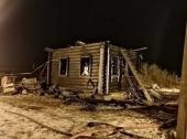 В Переславской епархии молятся о детях, погибших при пожаре жилого дома
