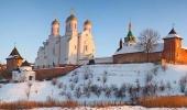 Предстоятель Украинской Православной Церкви совершил Литургию в Зимненском монастыре на Волыни