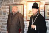 При участии Нарвской епархии в Эстонии проходит фотовыставка «Великие храмы Санкт-Петербурга»