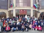 В столице Чечни состоялась Рождественская елка для православных детей