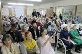 В Чебоксарах прошел первый Съезд сестер милосердия Чувашии