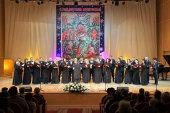 Концерт, посвященный празднику Рождества Христова, прошел в Южной столице Казахстана