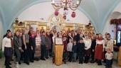 Рождественские богослужения для русских общин состоялись в Стамбуле, Анталье, Измире и Бурсе