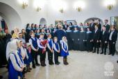 В Калмыкии и Якутии начались празднования, посвященные 25-летию Элистинской и 150-летию Якутской епархий