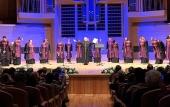 В Московском Рождественском фестивале принял участие Архиерейский хор Старозагорской митрополии Болгарской Церкви