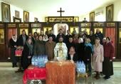 В Представительстве Русской Православной Церкви в Дамаске состоялось празднование Крещения Господня