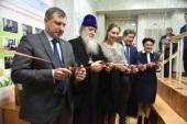 При участии Синодального отдела по социальному служению в Оренбурге открылась социальная гостиница