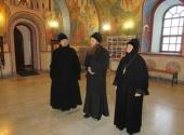 Комиссия Синодального отдела по монастырям и монашеству посетила монастыри Тобольской митрополии