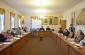 Круглый стол «Социальное служение религиозных общин — межконфессиональный обмен опытом» пройдет в Отделе внешних церковных связей