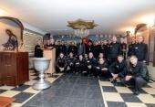 В праздник Крещения Господня епископ Салаватский Николай посетил исправительные учреждения региона