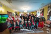 Предстоятель Украинской Православной Церкви встретился с сестрами милосердия и воспитаниками Марфо-Мариинской обители г. Одессы