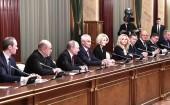 Поздравления Святейшего Патриарха Кирилла новоназначенным заместителям председателя Правительства Российской Федерации