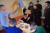 В святочные дни в Ростовской епархии завершилась благотворительная рождественская акция