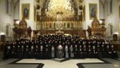В Святогорской лавре молитвенно отметили 25-летие наместничества митрополита Арсения