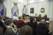 Презентация фильма о святителе Тихоне прошла в Ярославской духовной семинарии