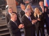Митрополит Волоколамский Иларион принял участие в открытии монумента «Свеча памяти» в Иерусалиме