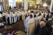 Состоялось отпевание известного церковного историка протоиерея Георгия Ореханова
