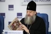 Председатель Синодального отдела религиозного образования и катехизации представил книгу «Великая Победа: наследие и наследники»
