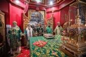 Патриарший экзарх Юго-Восточной Азии посетил Ханты-Мансийск