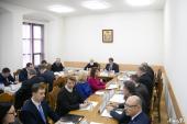 В Минске прошло заседание Оргкомитета по празднованию 550-летия обретения Жировичской иконы Божией Матери