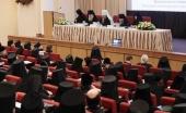 Состоялся первый день работы XIV направления «Древние монашеские традиции в условиях современности» XXVIII Международных Рождественских чтений